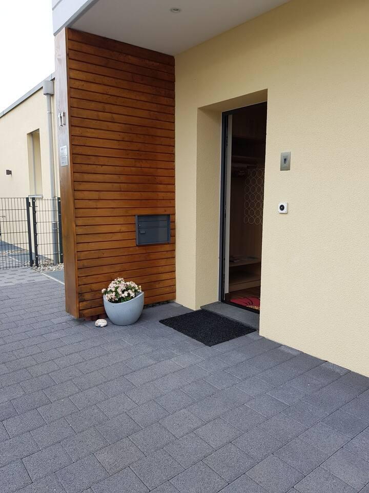 Wohnung für 2- 6 Personen im neubau Bungalow.