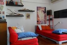 2 divani letto