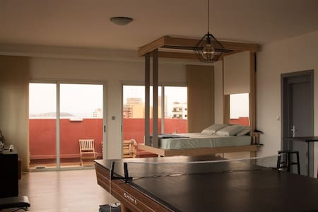 Loft with Panorama City View - Dakar - Loft