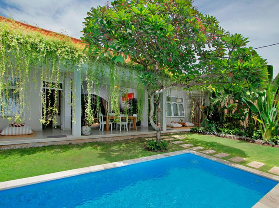 Mooie Villas Bali 2br 1 Villas For Rent In Kuta Bali Indonesia