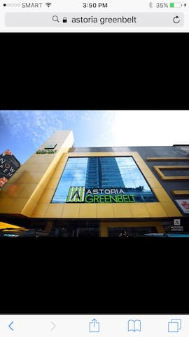 Astoria Greenbelt - A place to stay in Makati