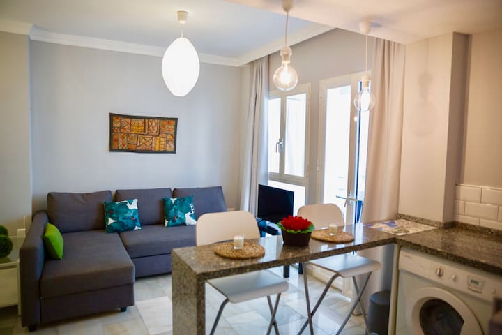Beautiful apartment Malagueta