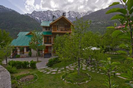 Exotic View Two Bedroom Cottage   The Nature Home