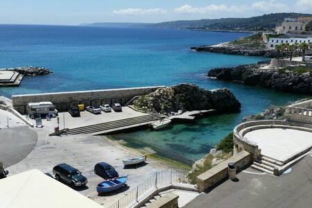 Casa grande a 5 metri dal mare - Castro Marina