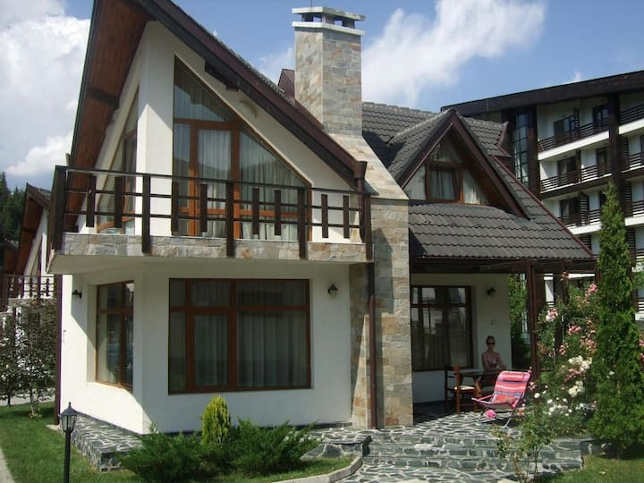 Luxury Modern Chalet near Bansko, Bulgaria