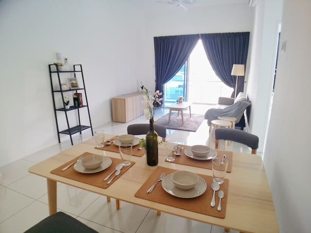 Luxury and relex House in Puchong - Puchong - Apartemen