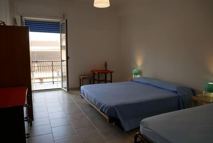 Spazioso appartamento a pochi passi dal mare