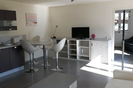 Le Jardin - Andolsheim - Lägenhet