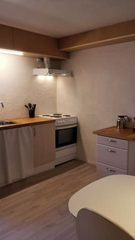 Super place about 500 meter fra City. - Odense - Apartamento