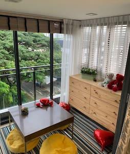 Near Sentosa private Master Room  近圣淘沙市中心超舒适主卧室公寓