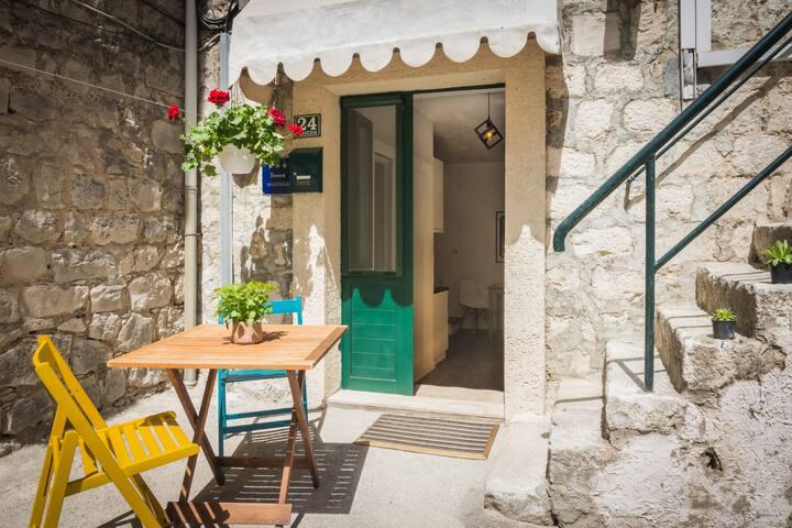 Charming apartment in Split center