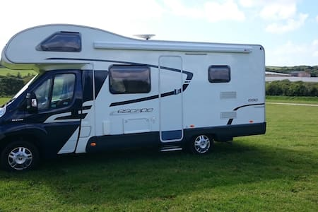 Luxury Motorhome in Cornwall - Saltash