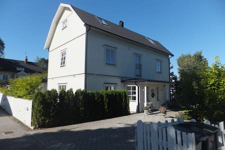 Tasteful residence, 10min from city - Danderyd