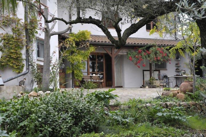 Holydays in a rural house - Alcanar - Ulldecona - Rumah