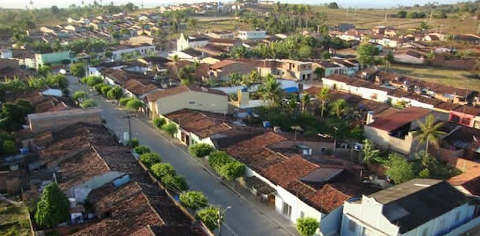 Pernambuco, Brasil - Vitória de Santo Antão - Talo