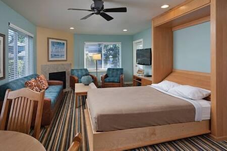Birch Bay Resort Studio, FREE WiFi! - Блейн - Квартира