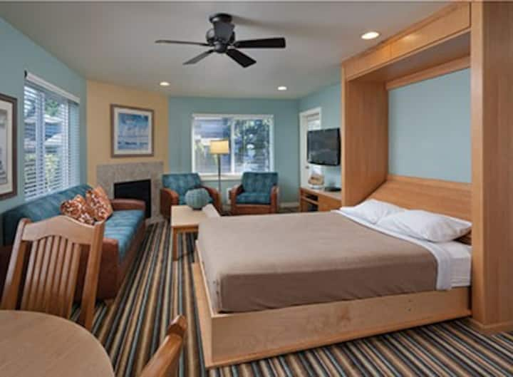 Beautiful Birch Bay Studio at WorldMark by Wyndham