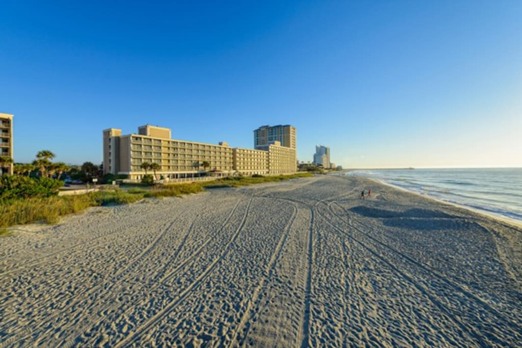 Westgate Myrtle Beach Oceanfront Resort!