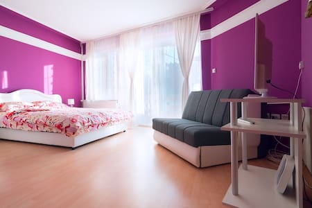 En suite double room - Room XL - Appartamento