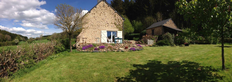 Authentieke boerderij rust & ruimte
