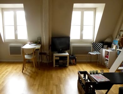 Lovely studio Canal Saint Martin - Paris - Flat