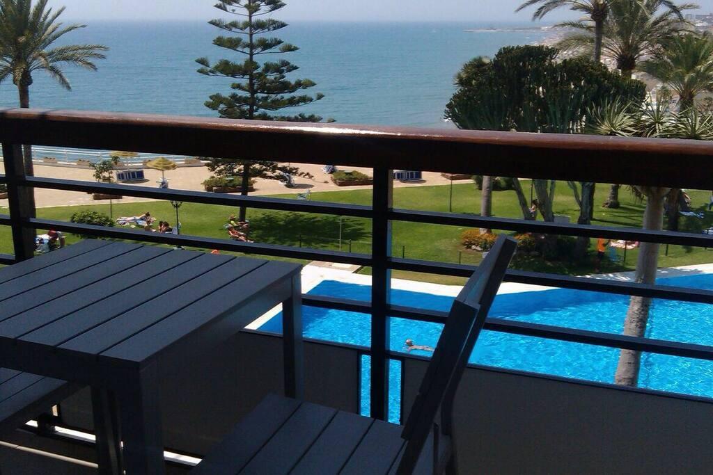 Primera linea playa carihuela appartamenti in affitto a - Enel richiesta interramento linea ...