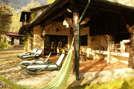 Quinta do Caneiro - Gerês - Rio Caldo - Casa