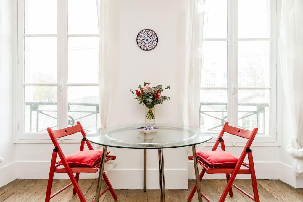 1 39 jardin du luxembourg 45m2 3p appartements louer for Jardin 3p