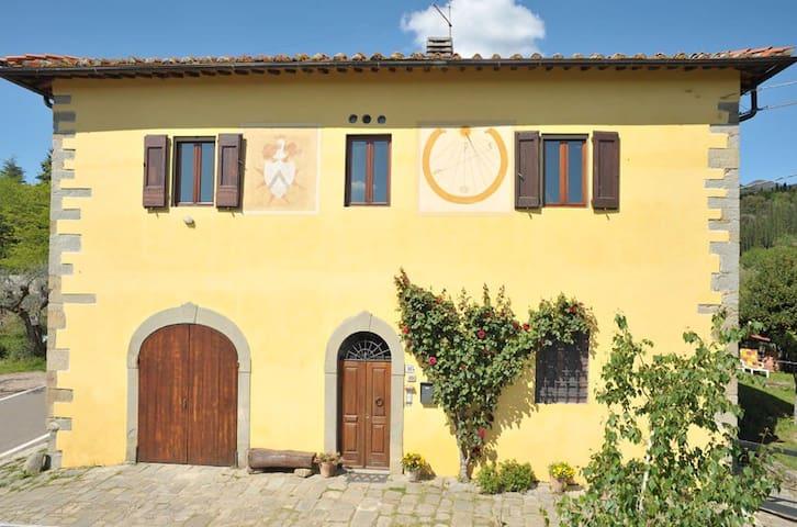 Old olive mill - Reggello - Apartamento