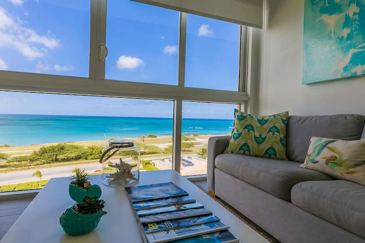 My happy place, this beach condo!
