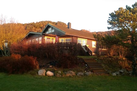 Country House - Northern Norway - Kjerstad - Villa