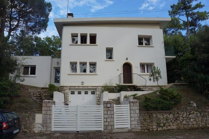 Villa quartier du Parc