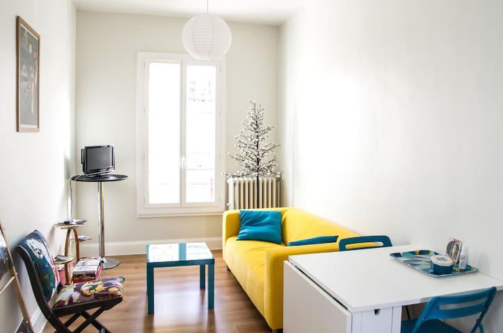 F1 duplex proximité Thermes - Vichy - Apartmen