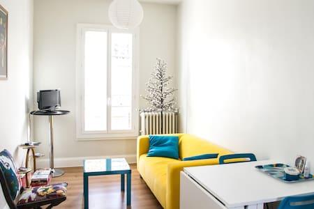 F1 duplex proximité Thermes - Vichy - Apartment