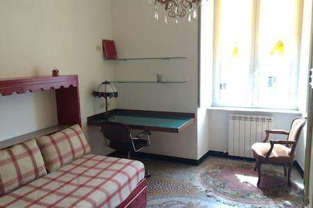 Single room  - Genova - Huoneisto