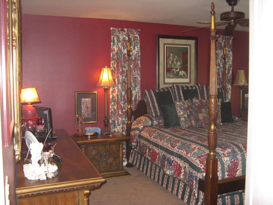 English Cottage Room