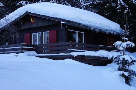 Kleines idylisches Chalet in den Bündner Bergen - Laax - House