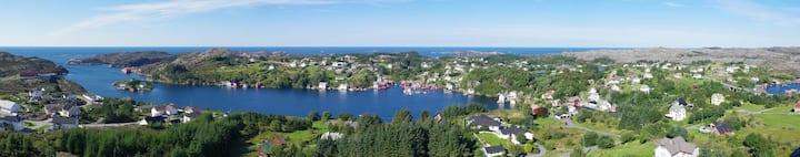 Hytte ved sjøen, 40 min fra Bergen by!