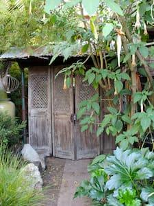 Unique Garden Apt. in Berkeley