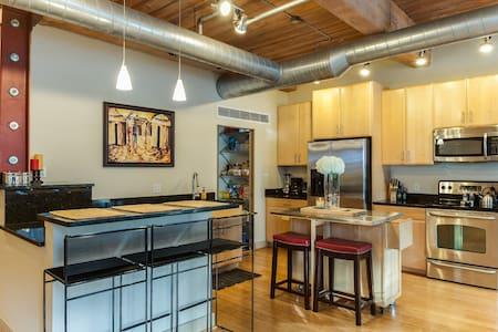 Modern, Spacious & Great Location! - St. Louis - Loft
