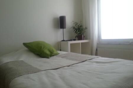 eget rum i lägenhet - Lund - Apartamento