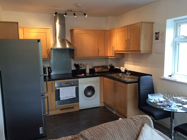 1 Bed Apartment in Cardiff Champions League Final - Cardiff - Wohnung