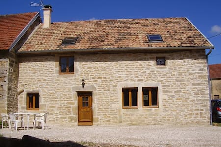 authentique maison bourguignonne - Blaisy-Haut - House