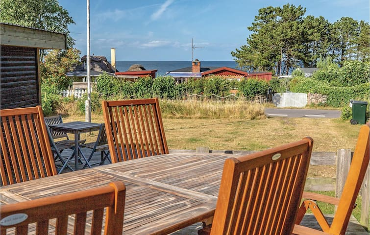 Holiday cottage with 3 bedrooms on 75m² in Nykøbing Sj