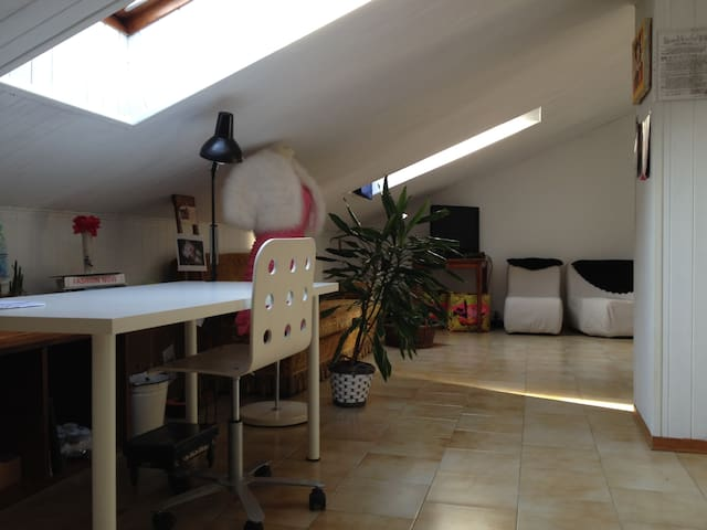 Loft Superga2 near Turin - San Mauro Torinese - Apartment