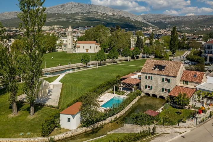 Villa Draga, Beautiful paradise pool villa, Split