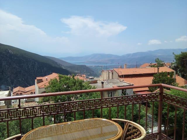 Delphi Paradise Apartments Athina