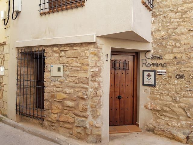 Casa Ramiro, tu casa rural de descanso.