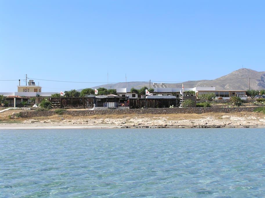 Studios Delfinia & Lagoon