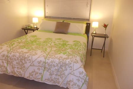 Hervey Bay comfortable QueenBed - House
